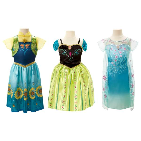 Disney Princess Frozen Dress Assortment