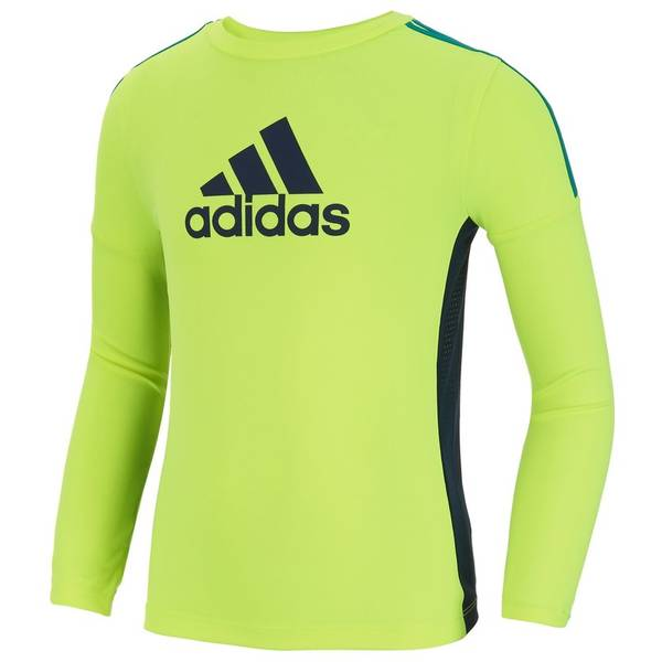 Boys' Long Sleeve Corner Kick Shirt