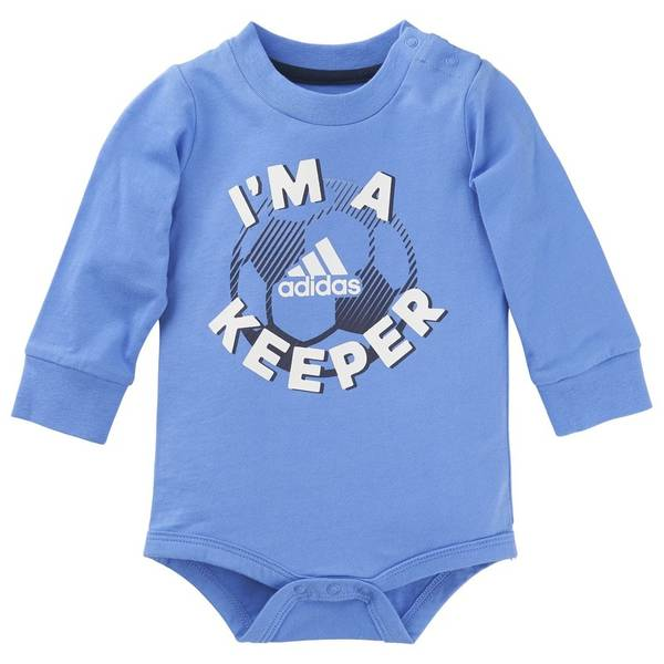 Baby Boys'  Long-Sleeve Keeper Bodysuit