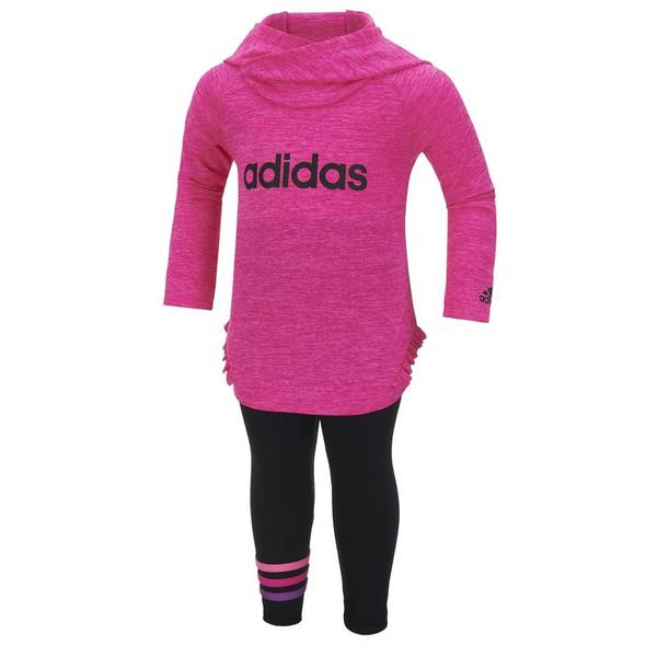 Baby Girls' 2-Piece Hoodie Set