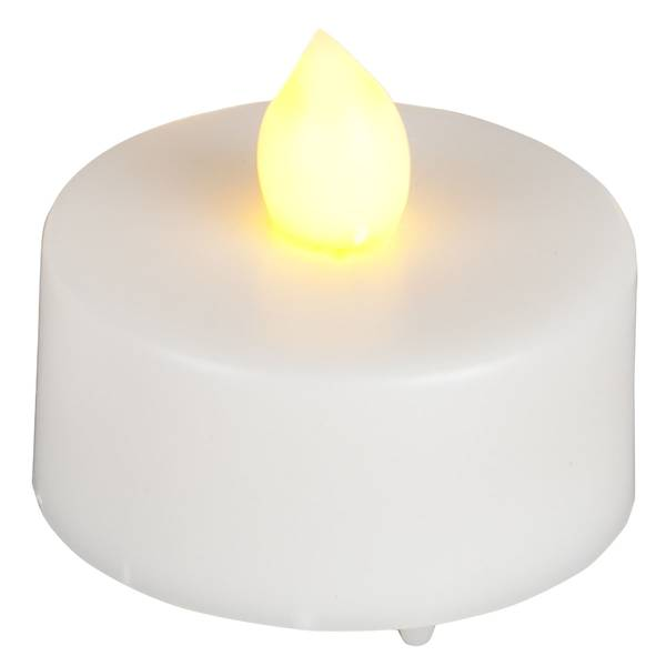 Flameless LED Tealights - 6 Pack