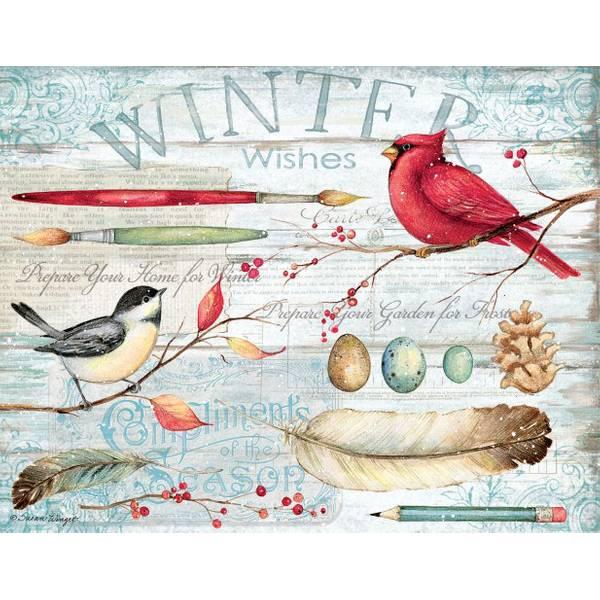 Winter Garden Boxed Christmas Cards