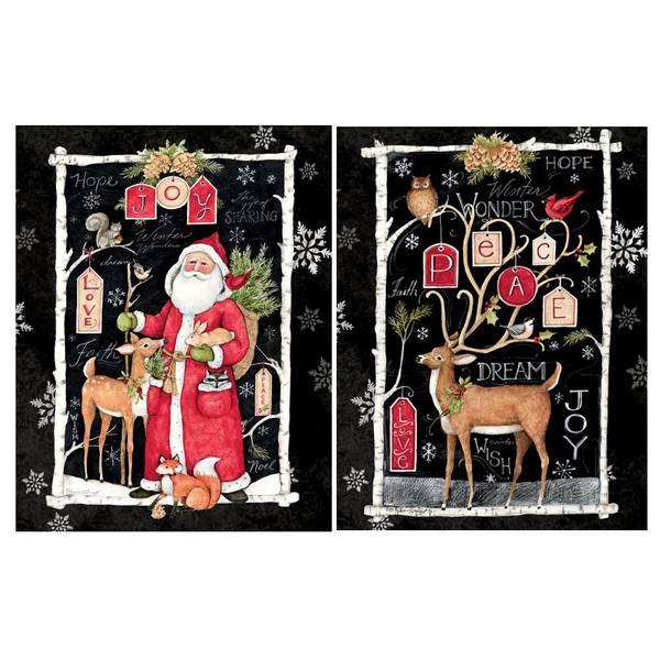 Woodland Boxed Christmas Cards