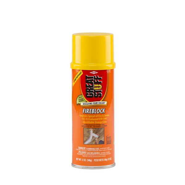 Great StuffFireblock Insulating Foam Sealant