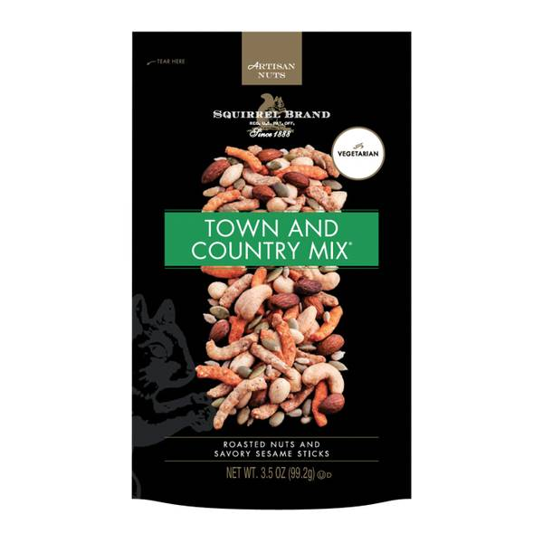 Squirrel Brand Town and Country Mix