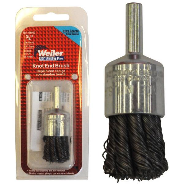 Knot Wire End Brushes
