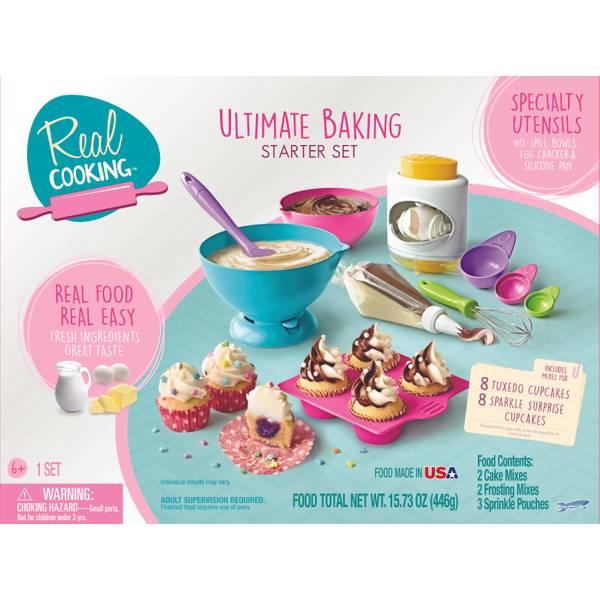 Real Cooking Ultimate Baking Set