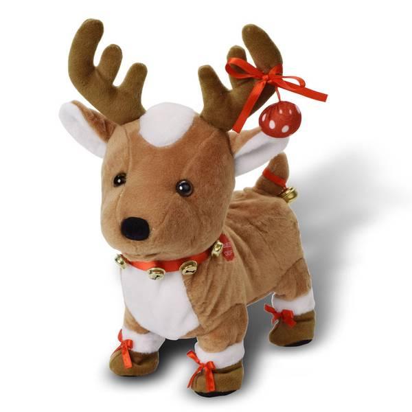 Singing Jingles Reindeer