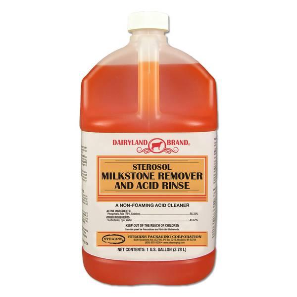 Dairyland Brand Sterosol Milkstone Remover & Acid Rinse