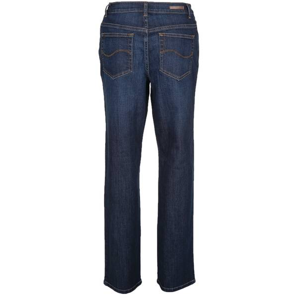 Misses Verona Relaxed Fit Straight Leg Jeans