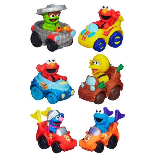 Sesame Street Elmo & Big Bird Racers Assortment
