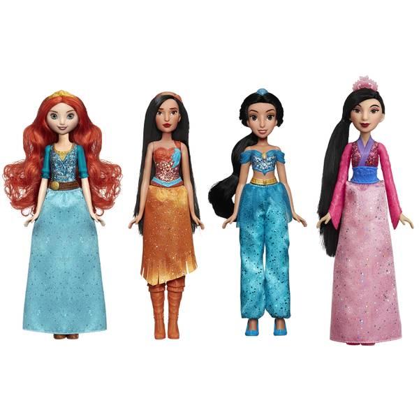 Royal Shimmer Doll Assortment