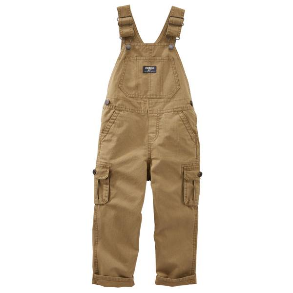 Baby Boys' Cargo Overalls