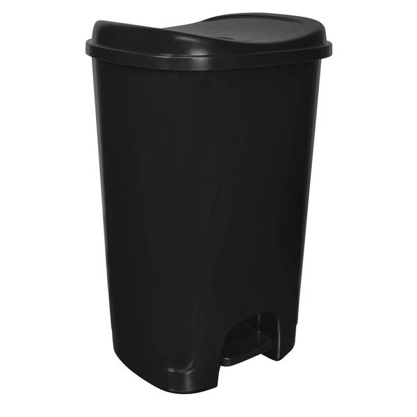 Home Logic Step-On Wastebasket