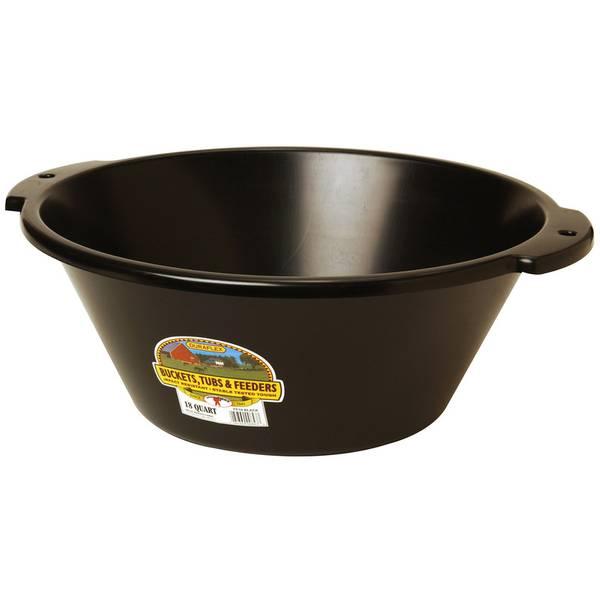 DuraFlex Plastic Feed Pan