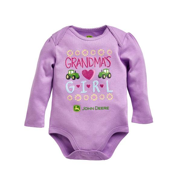 Baby Girls' Grandma's Girl Bodysuit