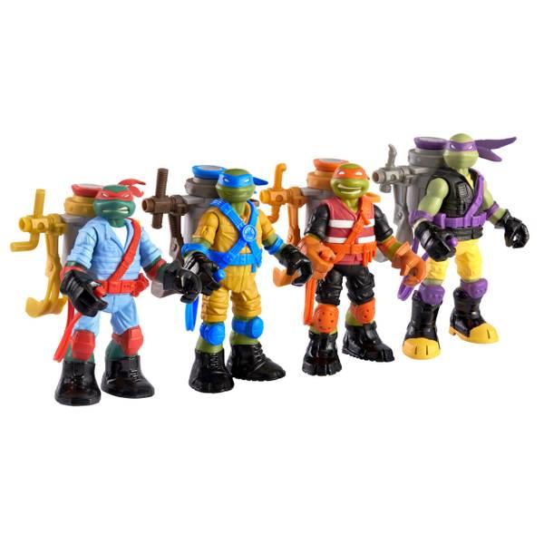 Teenage Mutant Ninja Turtles Basic Action Figure Assortment