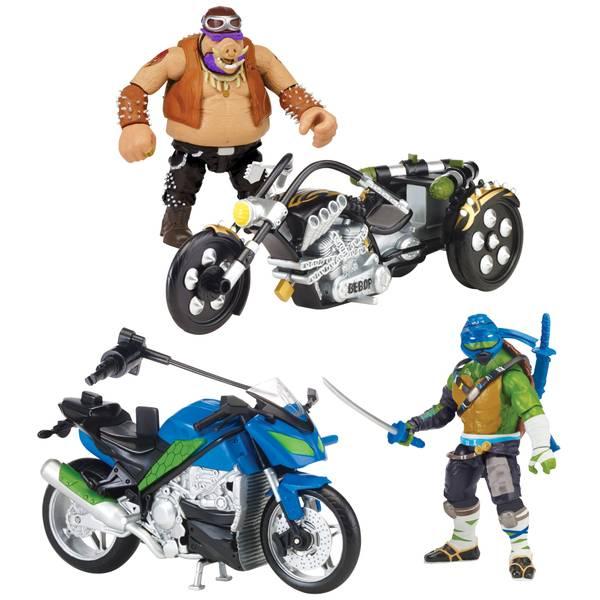 Teenage Mutant Ninja Turtles Vehicle with Figure Assortment