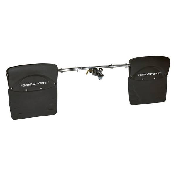 Tow Defender Splashguard System