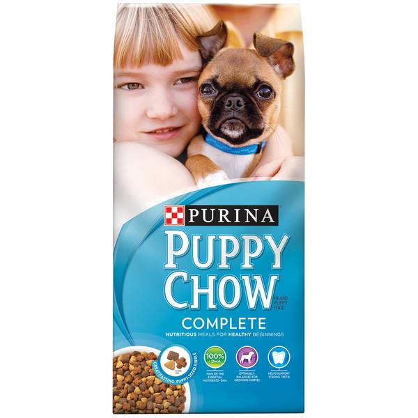 """Puppy Chow"" Complete Pup Food"