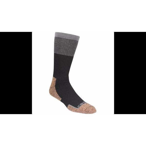 Men's  Force Steel Toe Crew Socks