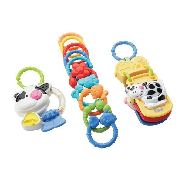Link-a-Doos Newborn Farm Gift Set