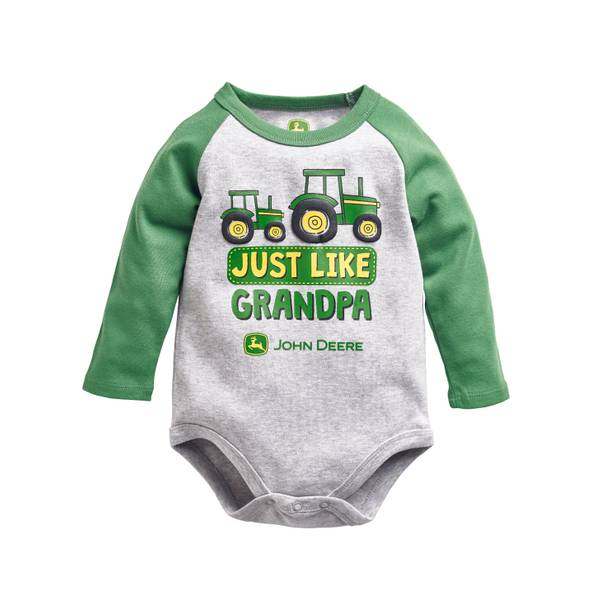 Baby Boys' Just Like Grandpa Bodysuit