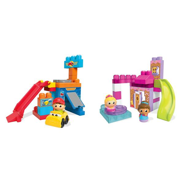 Spin & Play Treehouse Adventures Building Set