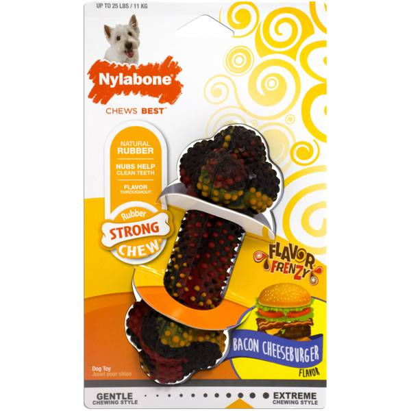 Flavor Frenzy Flavored Dog Chew Toy