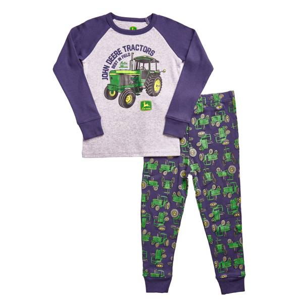 Boys' 2-Piece Best In Field Pajamas
