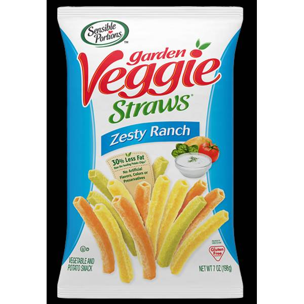 Ranch Veggie Straws