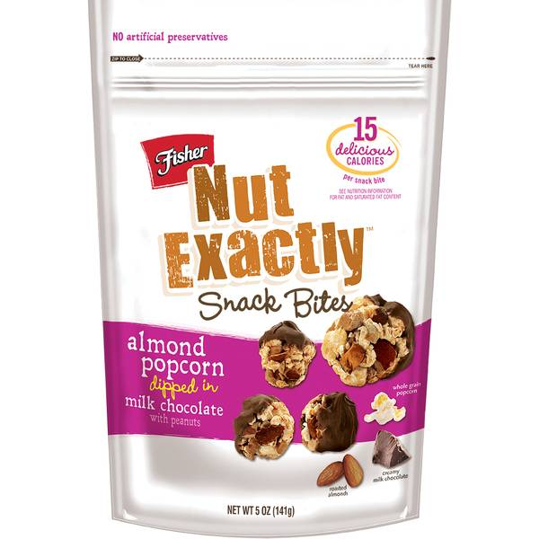 Nut Exactly Snack Bites