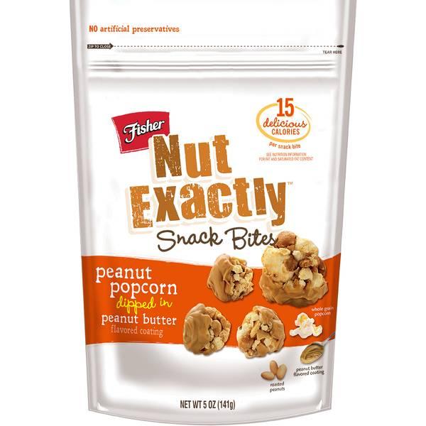 Nut Exactly Snack Bites