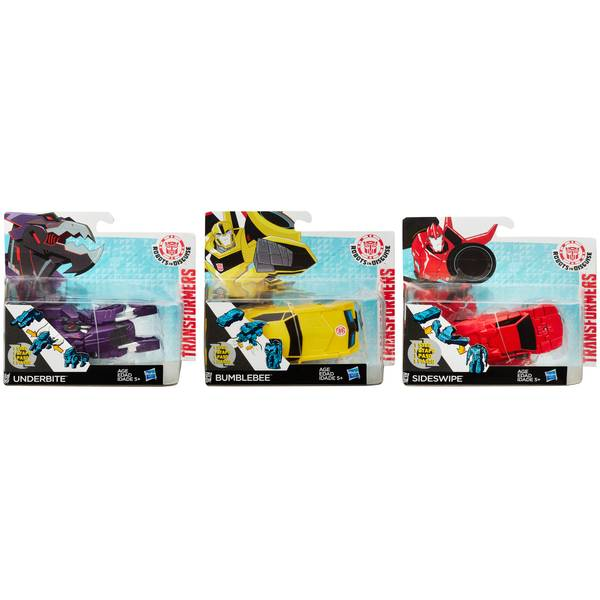 1-Step Changers Bumblebee Assortment