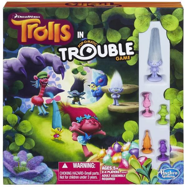 Trolls In Trouble Game