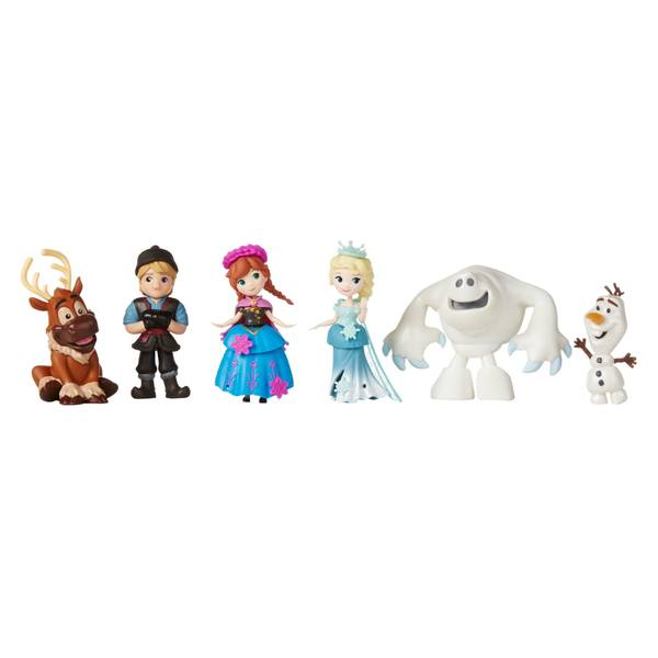 Frozen Small Doll Collection