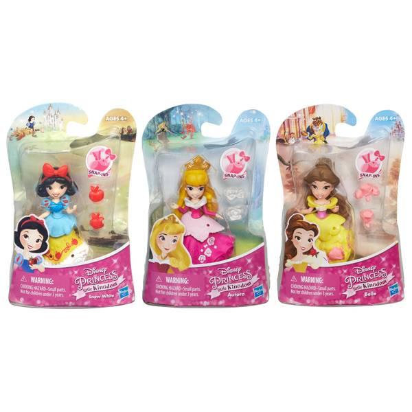 Small Doll Figure Assortment