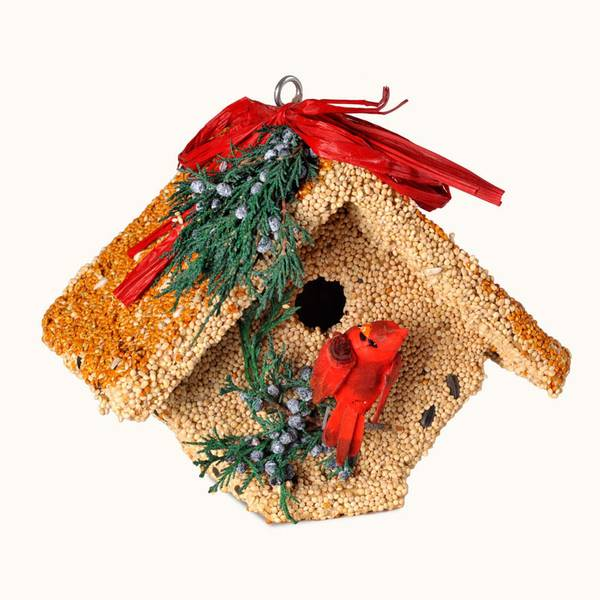 Wren Casita Bird House