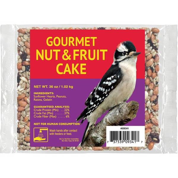 Gourmet Nut & Fruit Large Cake
