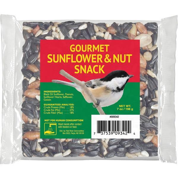 Gourmet Sunflower & Nut Mini Cake
