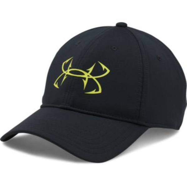Men's Fish Hook Ball Cap