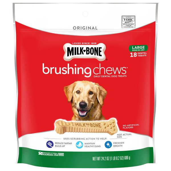 Large Brushing Chews