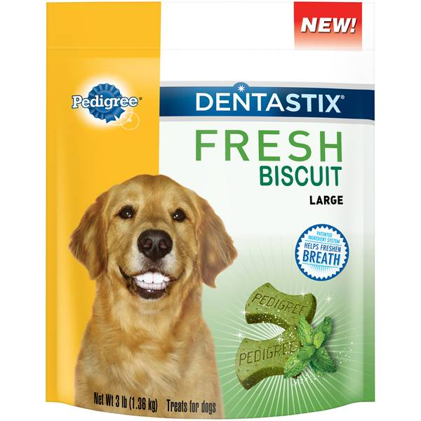 Dentastix Large Fresh Biscuit