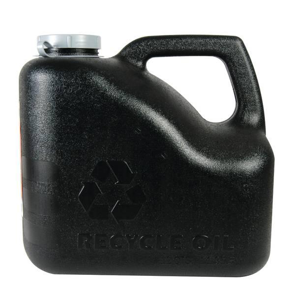 "FloTool ""Dispos-Oil"" Recycle Oil Jug"