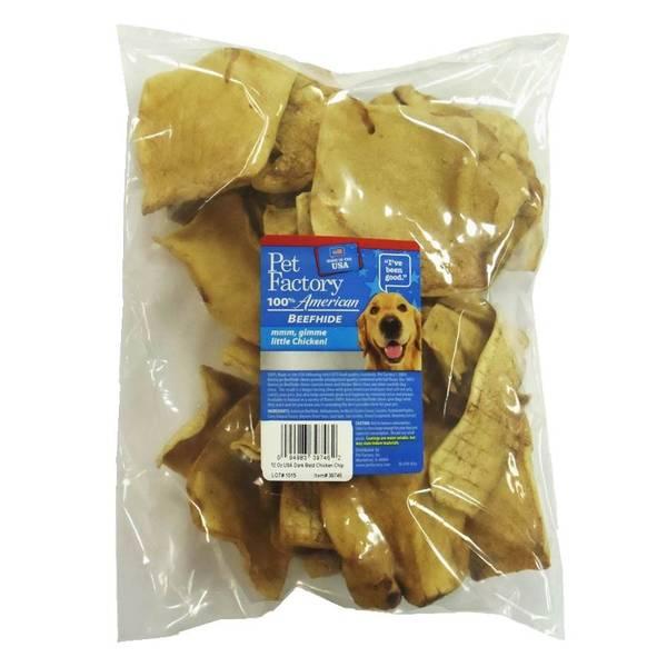 USA Basted Chips Dog Treats