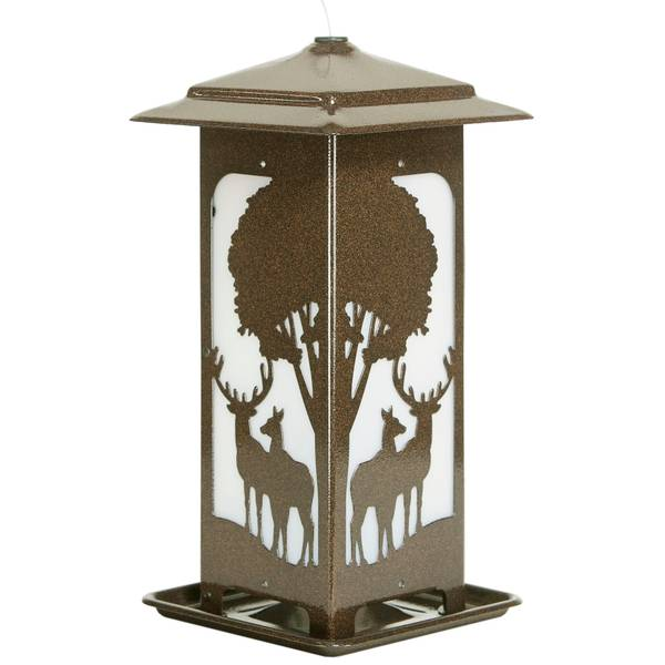 Wilderness Metal Bird Feeder