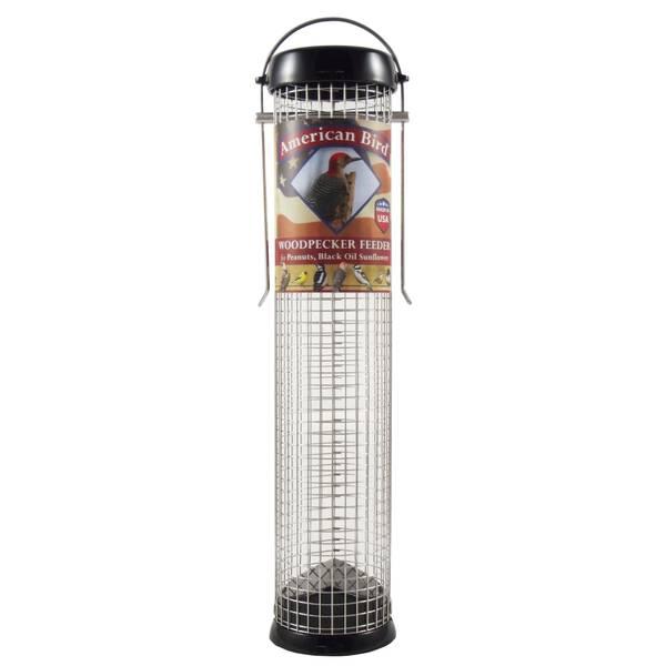 American Bird Woodpecker Feeder