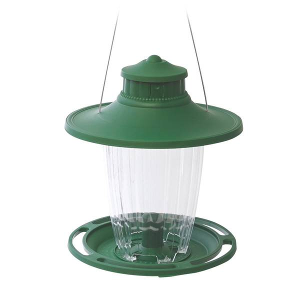 SureFill Large Plastic Lantern Feeder
