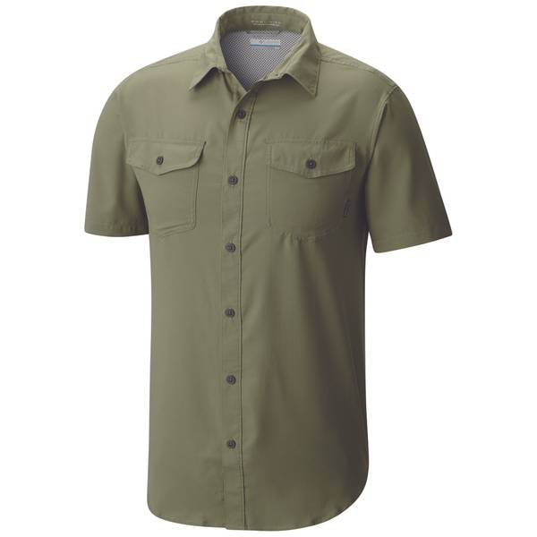 Men's Utilizer II Solid Short Sleeve Shirt
