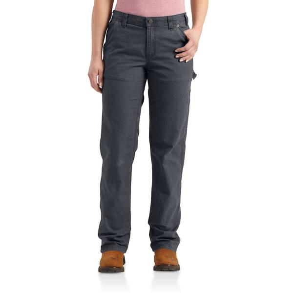 Misses Coal Original Fit Crawford Pants